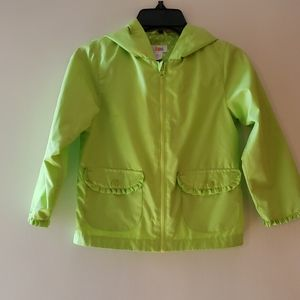 Girl's toddler jacket
